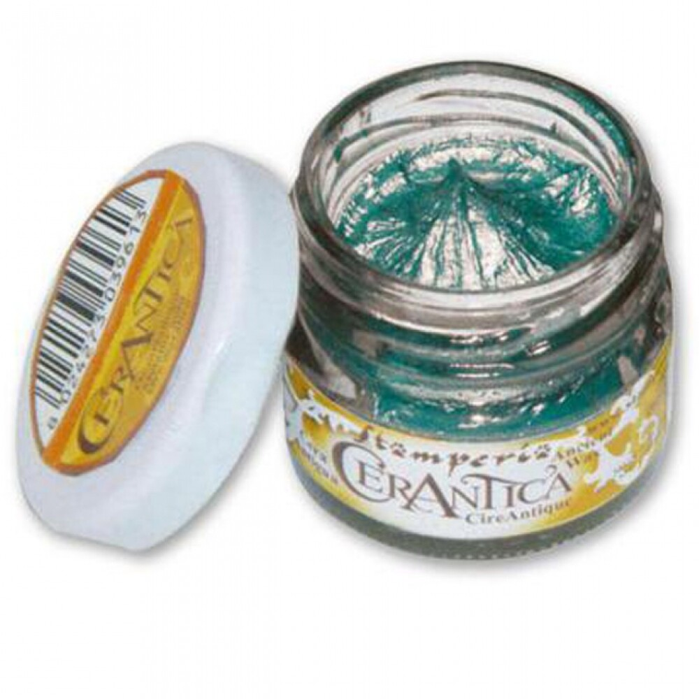 Stamperia Ancient Wax - Turquoise 20ml