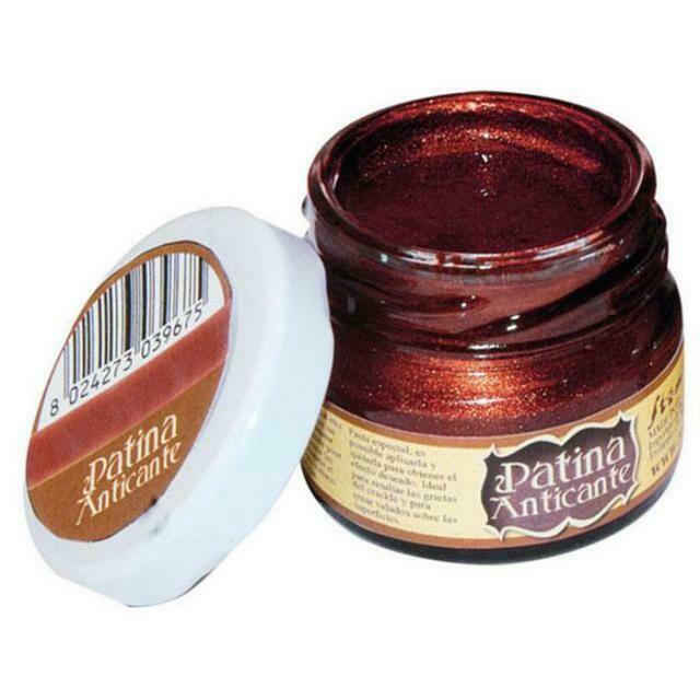 Stamperia Patina Anticante - Bronze 20ml