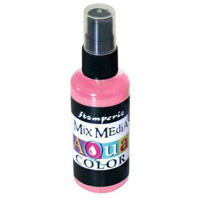 Aquacolour Spray - Baby Pink 60ml