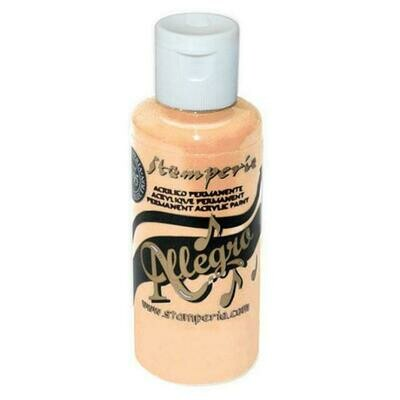 Stamperia Allegro Acrylic Paint - Doll Pink 59ml