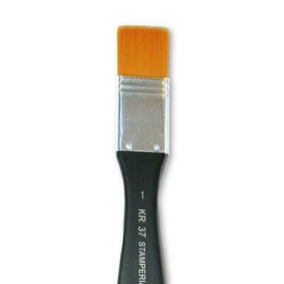 Stamperia Flat Point Brush - Size 1