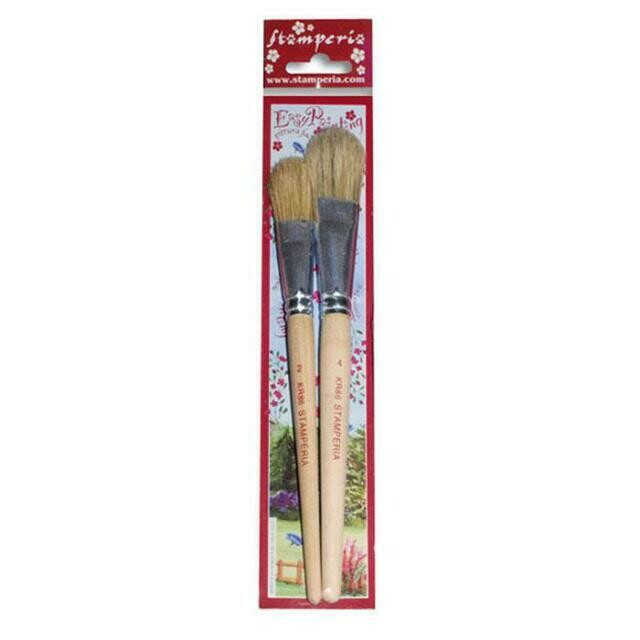 Stamperia Standarino Brush Set of 2 - Size 2 & 4
