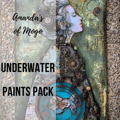 Antonis Tzanidakis' Underwater - Paints Pack
