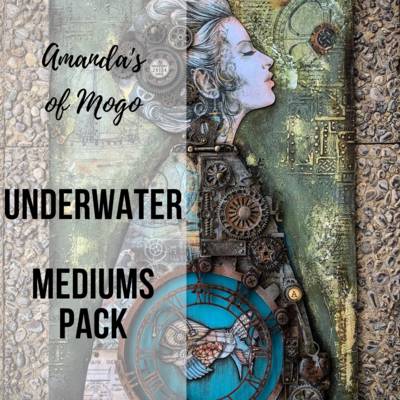 Antonis Tzanidakis' Underwater - Medium Pack