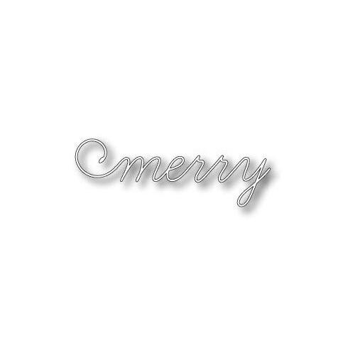 Memory Box Die - Merry Script