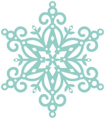 Kaisercraft Die - Fantasy Snowflake