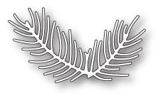 Poppystamps Die - Perfect Pine Needles