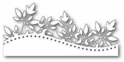 Poppystamps Die - Freida Curve