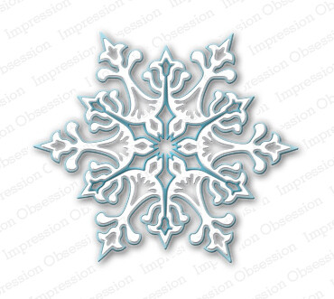 Impression Obsession Dies - Snowflake