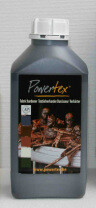 Powertex Universal Medium 1kg - Black