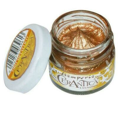 Stamperia Ancient Wax - Metallic Copper 20ml