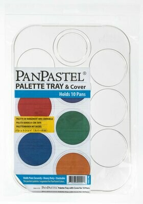 PanPastel - Palette Tray - 10 Colours