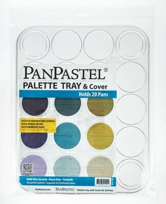 PanPastel - Palette Tray - 20 Colours