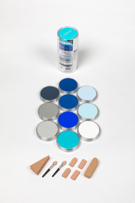 PanPastel - Seascape (10 colours)