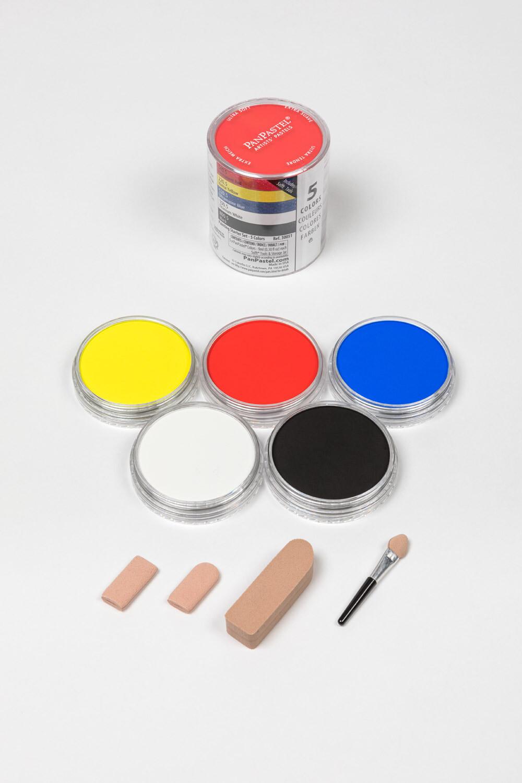 PanPastel - Starter Set - Painting (5 Colour)