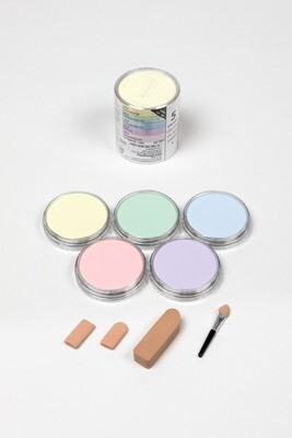 PanPastel - Starter Set - Tints (5 Colour)