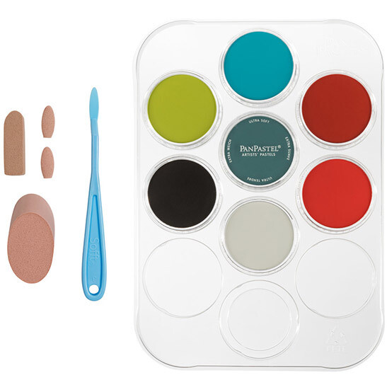 PanPastel - Exploring Mixed Media I - Donna Downey Kit (7 Colours)
