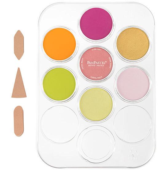 PanPastel - Lia Griffith Flower Colouring Kit (7 Colours)