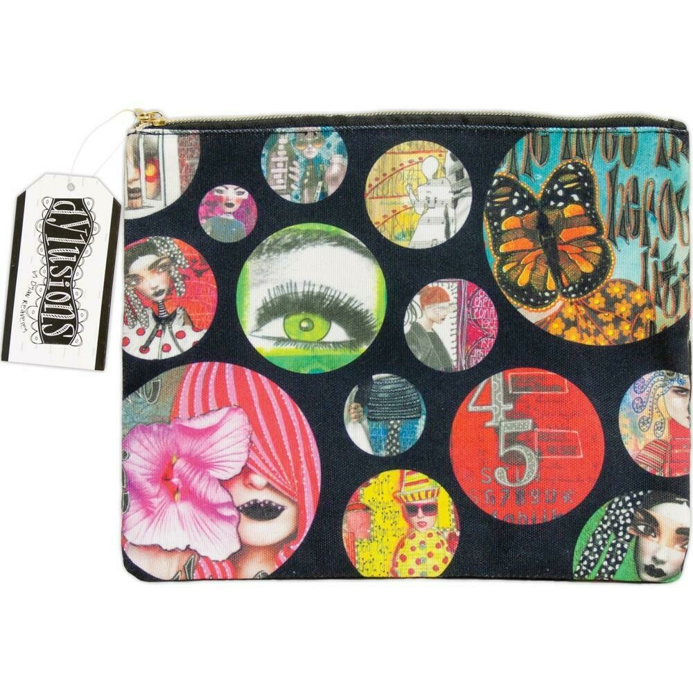 Dylusions - Large Accessory Bag
