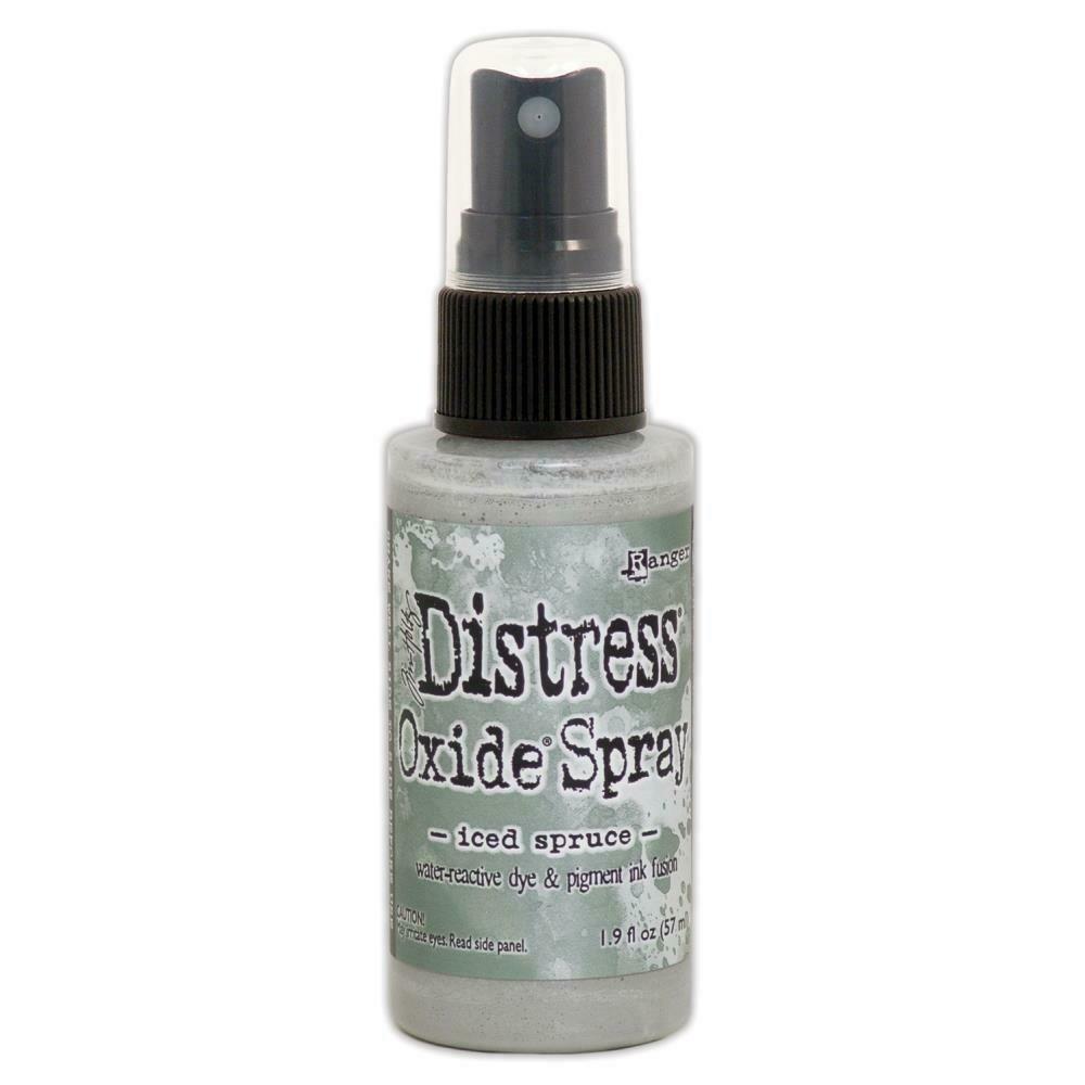Distress Oxide Spray - Iced Spruce