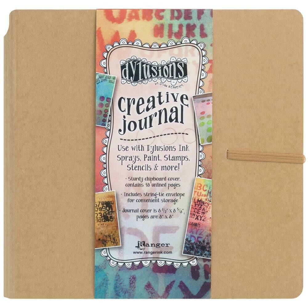 "Dyan Reaveley's Dylusions Creative Journal 8.75"" X 9"""
