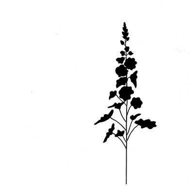 Lavinia Stamps - Wild Flower