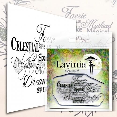 Lavinia Stamps - Faerie Spells