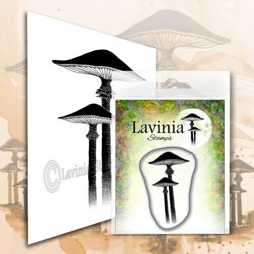 Lavinia Stamps - Meadow Mushroom