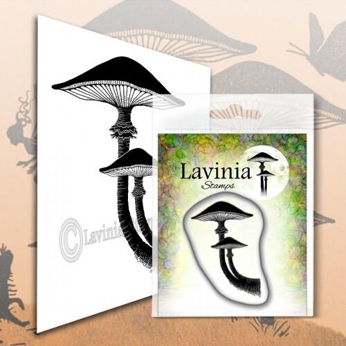 Lavinia Stamps - Forest Mushroom
