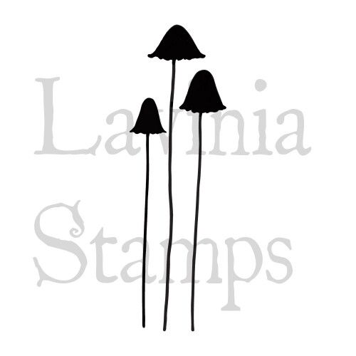 Lavinia Stamps - Quirky Mushrooms
