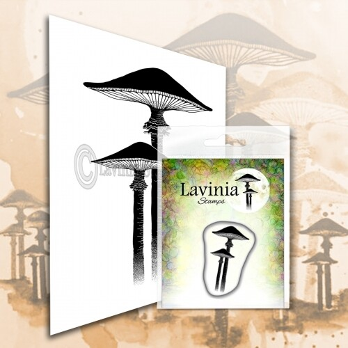 Lavinia Stamps - Mini Meadow Mushroom