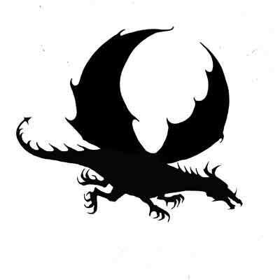 Lavinia Stamps - Dragon
