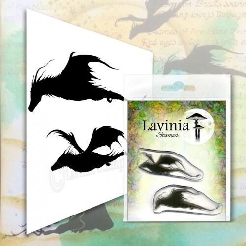 Lavinia Stamps - Dragon Set
