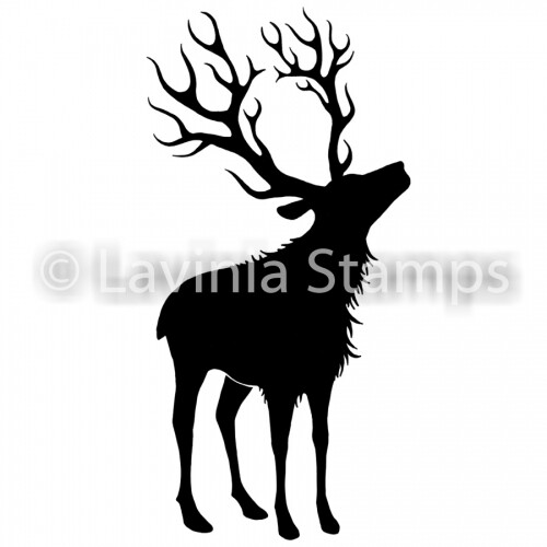 Lavinia Stamps - Reindeer small