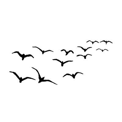Lavinia Stamps - Birds