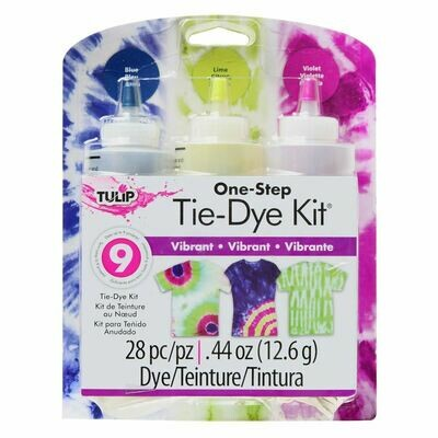Tulip - Vibrant 3-Color Tie-Dye Kit