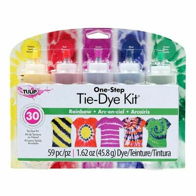 Tulip - Rainbow 5-Color Tie-Dye Kit