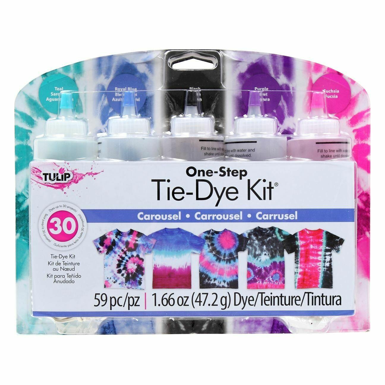 Tulip - Carousel 5-Color Tie-Dye Kit