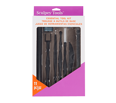 Sculpey® Tools -  Essential Tool Kit (Polymer Clay)