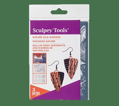 Sculpey® Silk Screen - Nature (Polymer Clay)