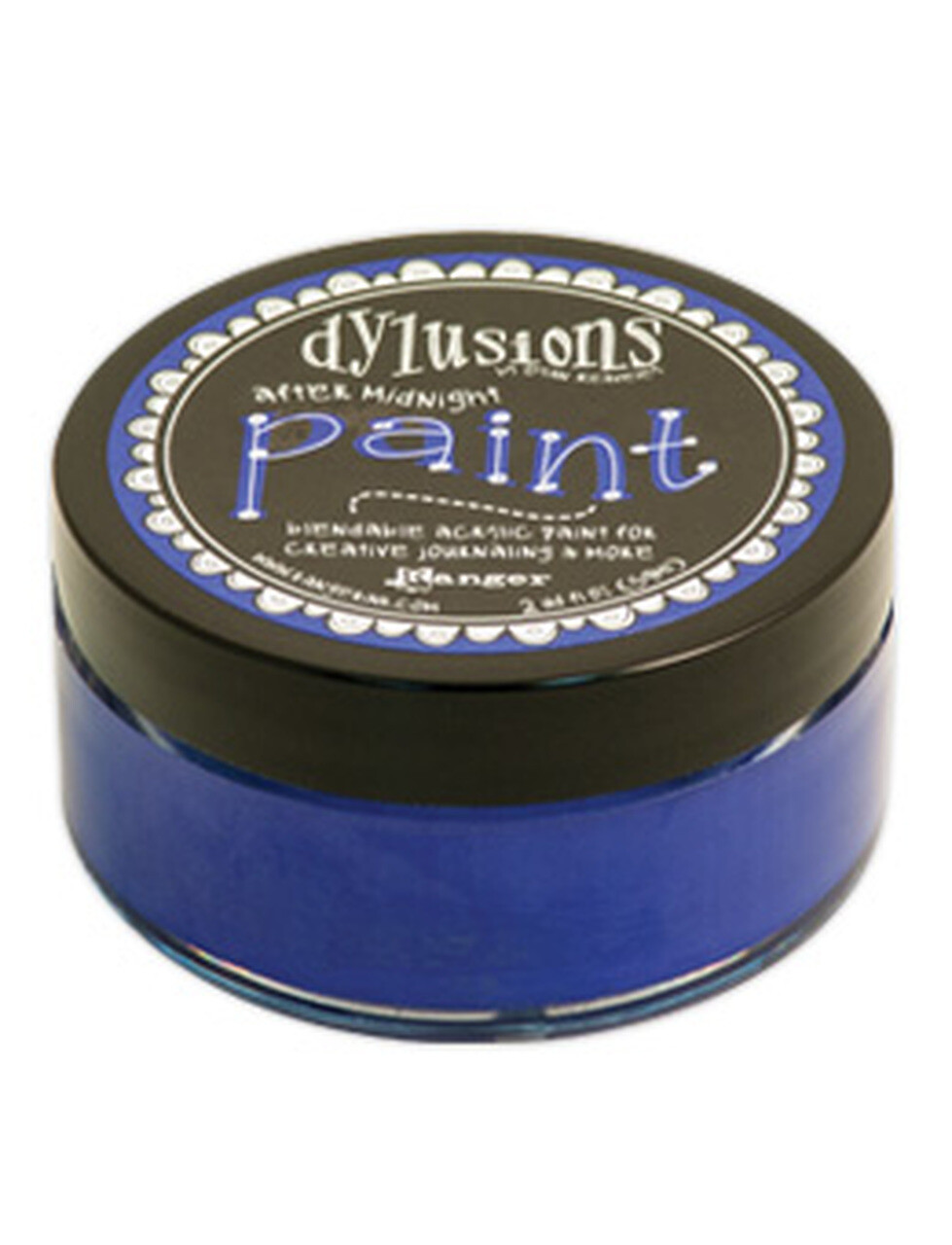 Dylusions Blendable Acrylic Paint 2oz - After Midnight
