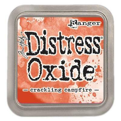 Tim Holtz Distress® Oxide Ink Pad - Crackling Campfire