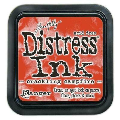 Tim Holtz Distress® Ink Pad - Crackling Campfire