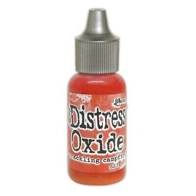 Tim Holtz Distress® Oxide Re-Inker - Crackling Campfire