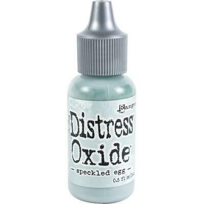Tim Holtz Distress® Oxide Re-Inker - Speckled Egg