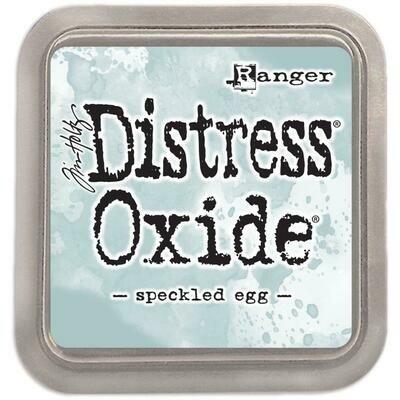 Tim Holtz Distress® Oxide Ink Pad - Speckled Egg