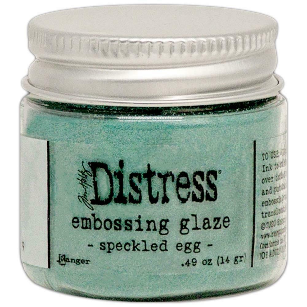 Tim Holtz Distress® Embossing Glaze - Speckled Egg