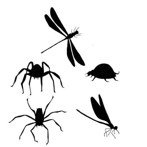 Lavinia Stamps - Bugs
