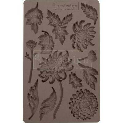 Prima Marketing Redesign Mould - Botanist Floral