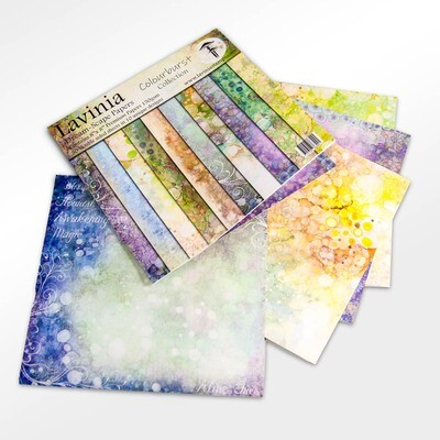 Lavinia Dreamscape Papers - The Colourburst Collection 8